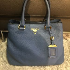 Galleria Tote Bag Leather